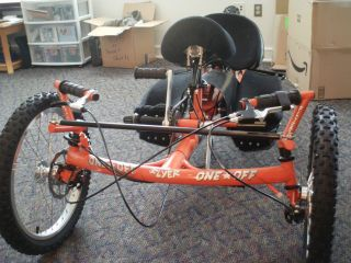 One Off Handcycle Excellent Condition