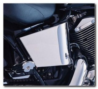 Show Chrome Chome Side Cover 53 406 Honda VT750C CD Shadow Ace 98 03