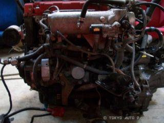 JDM 94 01 Honda Acura Integra DC2 Type R B18C 98 Spec Engine Trany