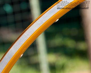Mavic Open Pro Orange Gold 700c Rim 28 Hole