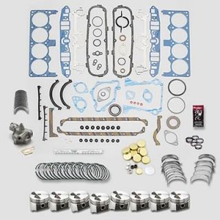 Engine Rebuild Kit Chrysler LA 340 +.030 Bore  .010 Rods/Stock Mains