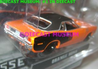 West Coast Choppers Jesse James Orange Bomb Cuda 440