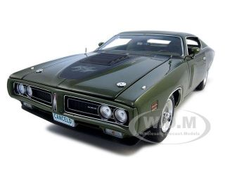 1971 Dodge Charger R T Green 440 Magnum 1 18 1 of 600