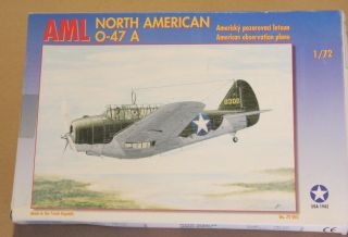 AML North American 0 47 A1 72 Scale New 10c