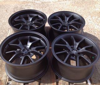 Mustang FR500 Wheels 18x9 18x10 2005 18 Deep Dish 18 inch Rims