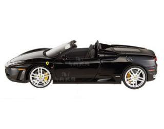 Mattel Hot Wheels Elite Ferrari F430 Spider Convertible Owned by Seal