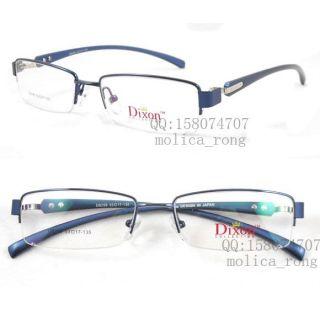 New Mans 53mm Metal RX Optical Eyeglasses Frame Specs