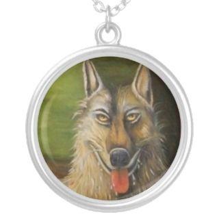 big bad wolf custom jewelry