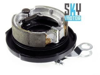 HONDA 10 REAR RIM WHEEL DRUM BRAKE & DRUM BRAKE XR50 CRF50 70 90 110