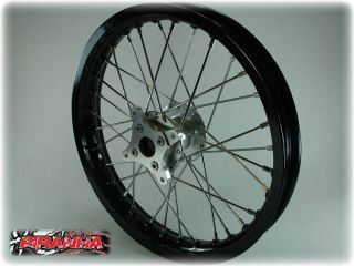 14 Piranha Pit Bike Front 7116 Aluminum Race Wheel Rim