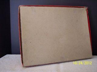 VINTAGE 1967 KENNER NO. 401 SPIROGRAPH BLUE TRAY IN ORIGINAL BOX