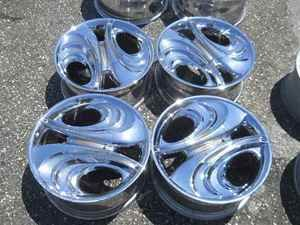 Aftermarket Pacer Chrome Alloy Wheel Rim Set 5 Lug LKQ