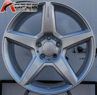 Style Staggered Wheel Fit s SL CL CLS 430 500 550 600 Class AMG