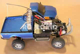 Tamiya 1 10 Ford F 350 Highlift 4x4x4 New Build 58372 Ready to Run RTR