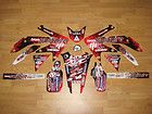 Badboy Motocross Graphics Honda CRF 450 2005 2008 Dirt Bike Decal