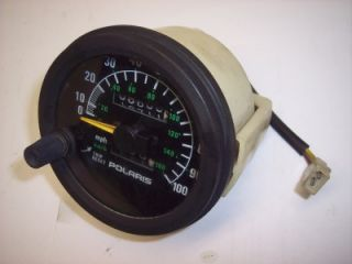 95 Polaris 500 440 XCR Trail Speedo Gauge Speedometer