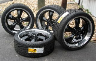 Bullitt Wheels 20x8 5 20x10 Toyo Tires 20 inch Rims and Tires