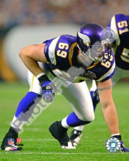 Jared Allen 2010 Action Photograph
