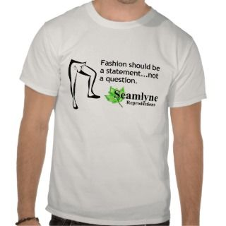 Seamlyne Promotional T Shirt (Fashion)