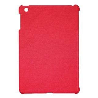 Red pink ipad mini case