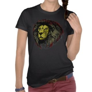 Lion Löwenkopf lion head Tshirts