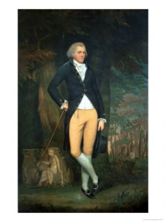 Edward Austen Knight at the Time of His Grand Tour Giclee Print
