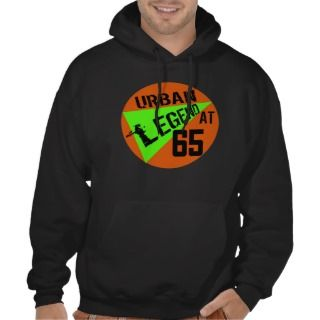 Urban Legend 65th Birthday Gifts Pullover