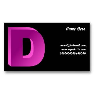 Name Here, name@hotmailwBusiness Cards