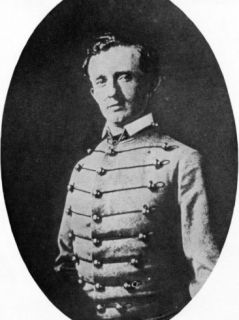 General George Custer as a West Point Cadet. 1800s Premium Poster