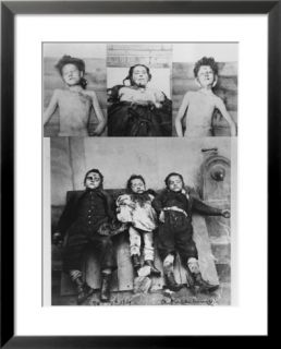 The Troppmann Affair, the Family Kinck Murdered by Jean Baptiste Troppmann, 1869 Pre made Frame