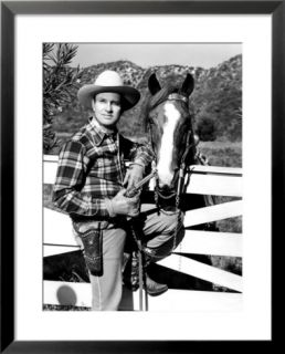 Gene Autry Pre made Frame