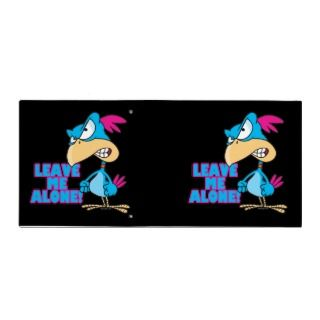 Funny and silly bird cartoon design. Graphic ©toonclipart. Used