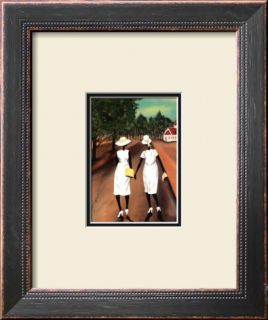Ushers of the Church Pre made Frame