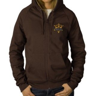 Correctional Officer Embroidered Hoody