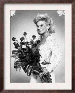 Miss America. Miss America 1989 Gretchen Carlson, September, 1989 Pre made Frame