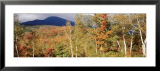 Mount Washington, White Mountain National Forest, Bartlett, New Hampshire, USA Pre made Frame