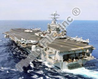 USS Harry S. Truman (CVN 75) United States Navy Photograph