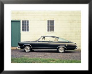 1966 Plymouth Barracuda Hardtop Coupe Pre made Frame