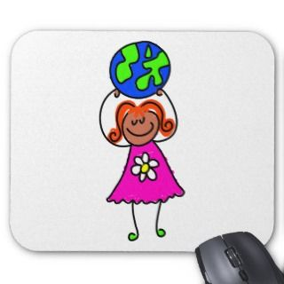 World Kids Mouse Pads