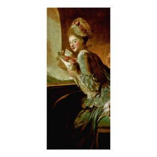 The Love Letter, By Fragonard, Jean Honoré (Best Rack Card