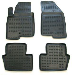 Fußmatten Gummimatten passend für SUZUKI SX4 ab Bj. 2007