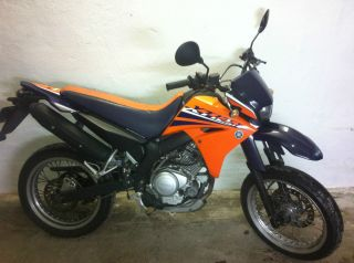 Yamaha xt 125 Bj 2008 Supermoto top zustand