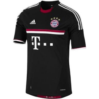 ADIDAS BAYERN MNCHEN CL TRIKOT 2011/2012 SCHWARZ L