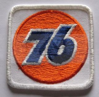Aufnäher Patch Union 76 Logo Oil Chevy Ford Dodge V8
