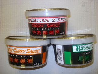 GOLDFISH HOT & SPICY CHINESE CURRY SAUCE 405G LOW PRICE