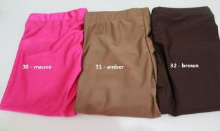 Sale Neon Shiny Bright Glow Tights/Leggings 20 Colours