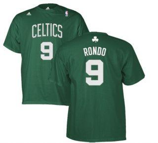 NBA Basketball Trikot/T Shirt BOSTON CELTICS Rajon Rondo #8 green in M