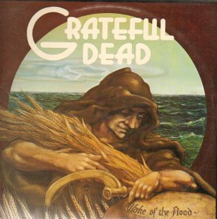 2xLPGrateful Dead,Wake Of The Flood / From The Mars Hotel[NM] (United