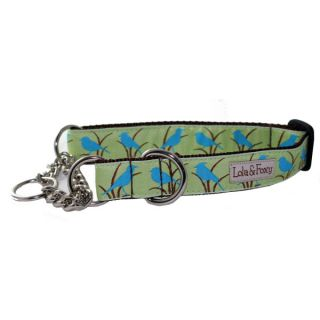 Lola & Foxy Dog Martingales   Blue Bird	   Training   Collars, Harnesses & Leashes