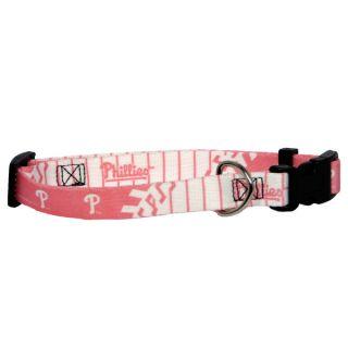 Philadelphia Phillies Pink Pet Collar   Team Shop   Dog